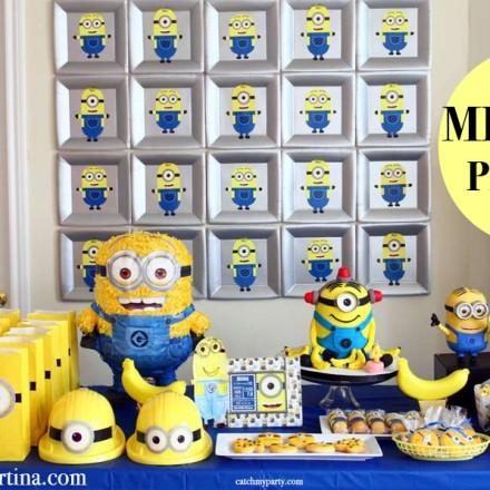 Minions, Invitaciones Cumpleaños Minions, Manualidades Minions, Blog Moda Infantil