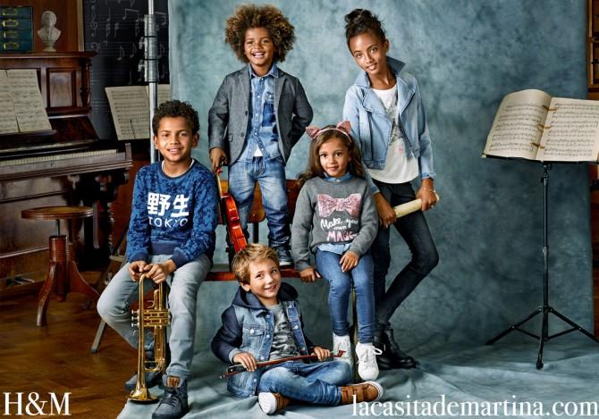 Blog Moda Infantil, HM, Tendencias Moda Niños Otoño Invierno 2015, Mango Kids, La casita de Martina