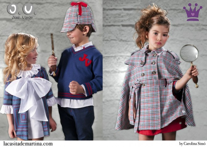 Blog Moda Infantil, JV José Varón, Tendencias Moda Niños Otoño Invierno 2015, La casita de Martina, 5