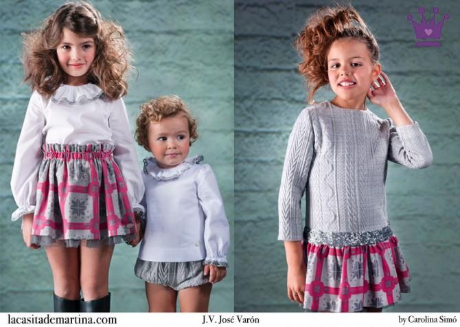 j varon moda infantil