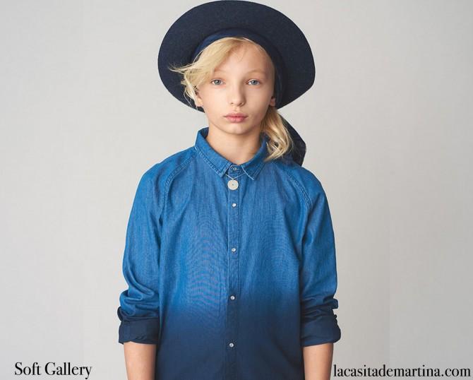 Blog Moda Infantil,  Soft Gallery, Tendencias Moda Niños Otoño Invierno 2015, Mango Kids, La casita de Martina