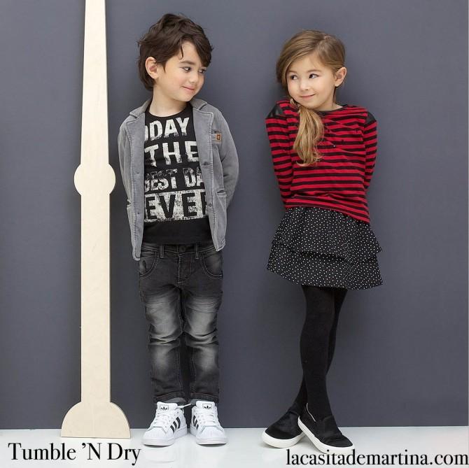 Blog Moda Infantil, Tumble 'N Dry, Tendencias Moda Niños Otoño Invierno 2015, Mango Kids, La casita de Martina