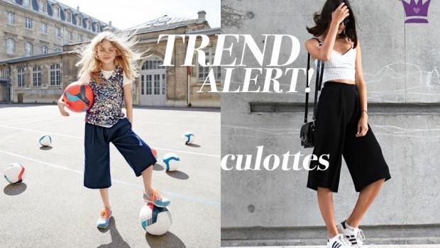 Blog de Moda Infantil, J. Crew, Tendencias moda infantil, La casita de Martina, Pantalón culotte,