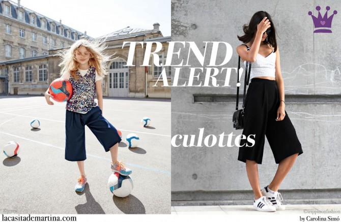 Blog de Moda Infantil, J. Crew, Tendencias moda infantil, La casita de Martina, Pantalón culotte, 1