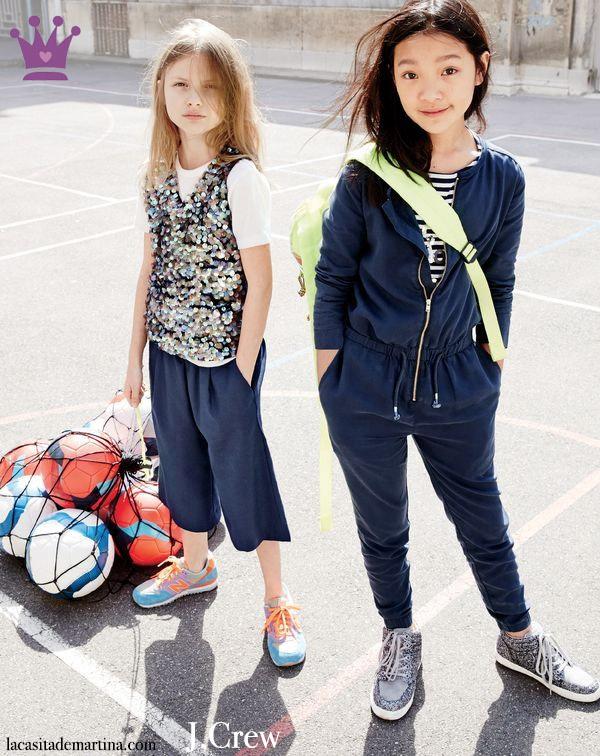 Blog de Moda Infantil, J. Crew, Tendencias moda infantil, La casita de Martina, Pantalón culotte