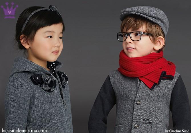 Dolce and Gabbana, winter 2016, Fashion Kids, Blog de Moda Infantil, Moda Niños, 5