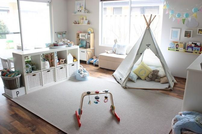 Ikea Expedit, Habitaciones infantiles, Ideas decoración habitaciones niños, Blog Moda Infantil, La casita de Martina 2