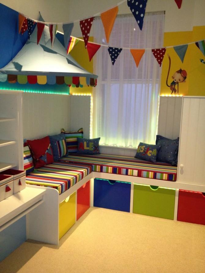 Ikea Expedit, Habitaciones infantiles, Ideas decoración habitaciones niños, Blog Moda Infantil, La casita de Martina 3