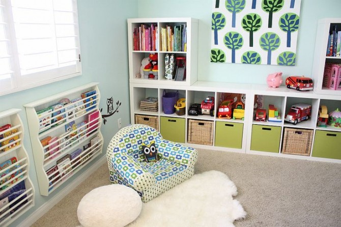 Qu quieres hacer con la estanter a expedit de ikea for Ikea daycare furniture