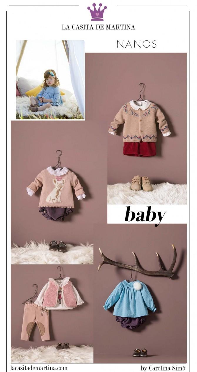 Nanos moda infantil, La casita de Martina, Blog Moda Infantil, Tendencias Moda infantil, 1