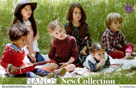 Nanos moda infantil, La casita de Martina, Blog Moda Infantil, Tendencias Moda infantil
