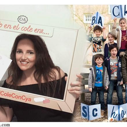 Blog de Moda Infantil, CyA, Vuelta al Cole, La casita de Martina, Moda Niños, Carolina Simó