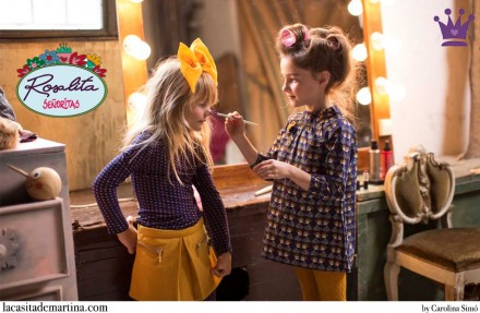 Blog de Moda Infantil, Rosalita Señoritas, Moda Niños, Ropa Niños, La casita de Martina