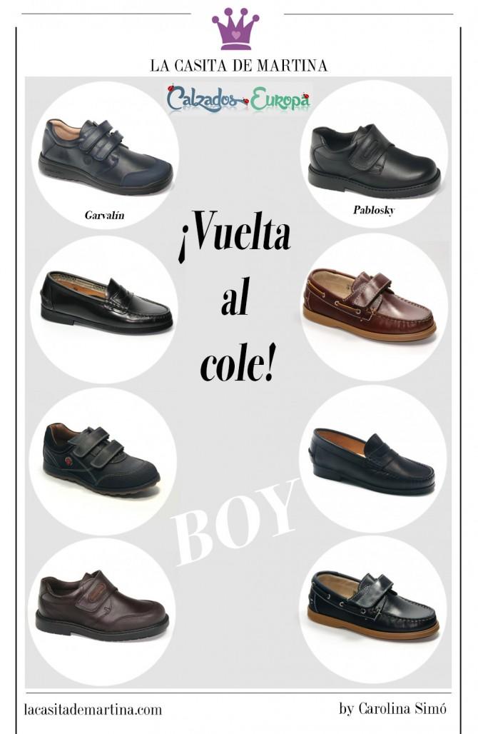 Calzados Europa, Blog Moda Infantil, Calzado Infantil, Moda Niños, Zapatos niños, 2