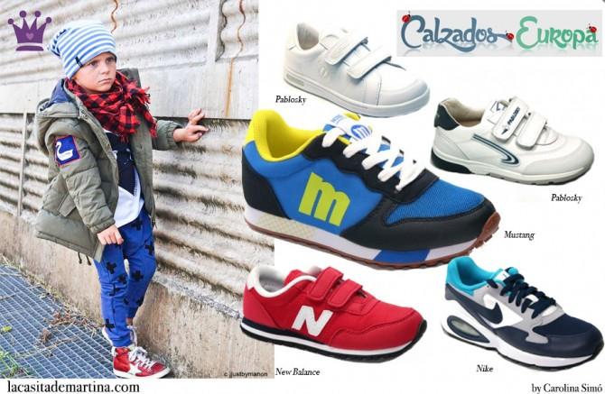 Calzados Europa, Blog Moda Infantil, Calzado Infantil, Moda Niños, Zapatos niños, 4