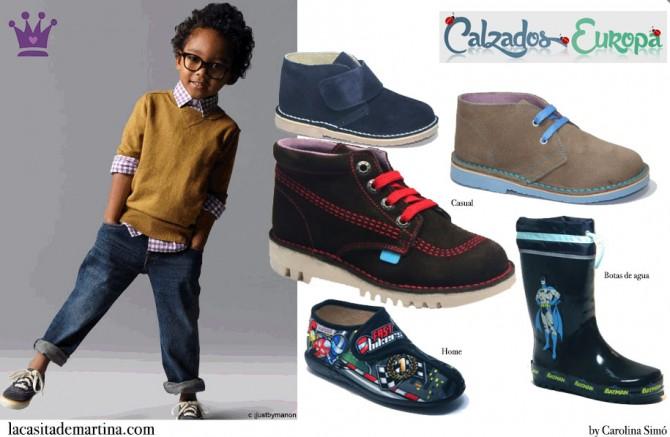 Calzados Europa, Blog Moda Infantil, Calzado Infantil, Moda Niños, Zapatos niños, 5