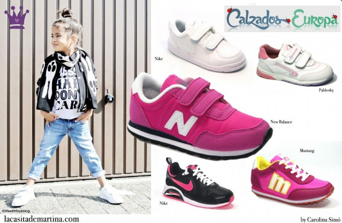 Calzados Europa, Blog Moda Infantil, Calzado Infantil, Moda Niños, Zapatos niños, 6