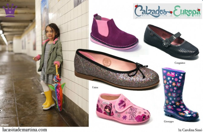 Calzados Europa, Blog Moda Infantil, Calzado Infantil, Moda Niños, Zapatos niños, 7