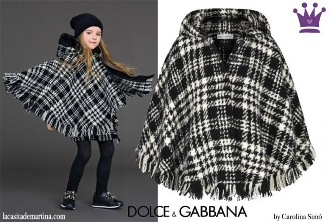 Dolce and Gabbana, Blog de Moda Infantil, Tendencias Moda Infantil, La casita de Martina