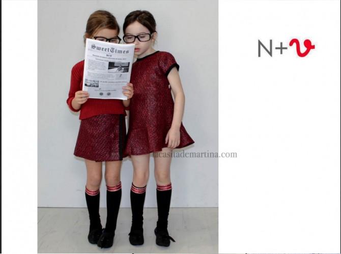 Marsala color del año, Blog de Moda Infantil, La casita de Martina, Nmasv Nieves Álvarez,