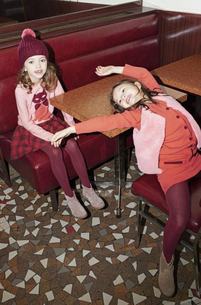 Marsala color del año, Blog de Moda Infantil, La casita de Martina, SONIA RYKIEL,