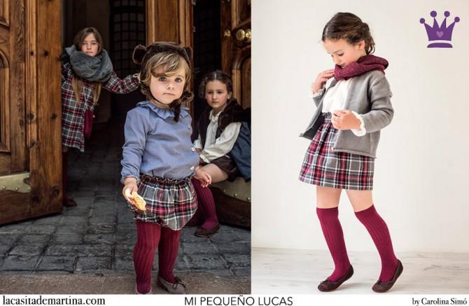 574d81f20 ♥ MI PEQUEÑO LUCAS looks preppy para recibir el otoño ♥ Tendencias ...