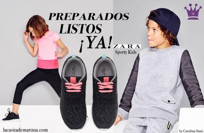Zara Kids, Blog de Moda Infantil, La casita de Martina, Moda Infantil