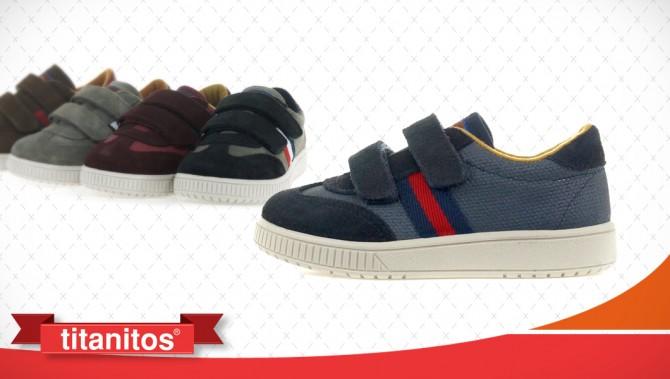 Titanitos, Blog de Moda Infantil, Calzado Lavable, Zapato Escolar, La casita de Martina
