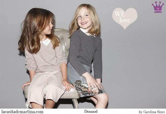 DOUUOD moda infantil, Blog Moda Infantil, Moda infantil infantil invierno, La casita de Martina