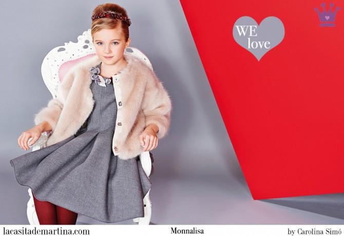 MONNALISA moda infantil, Blog Moda Infantil, Moda infantil infantil invierno, La casita de Martina