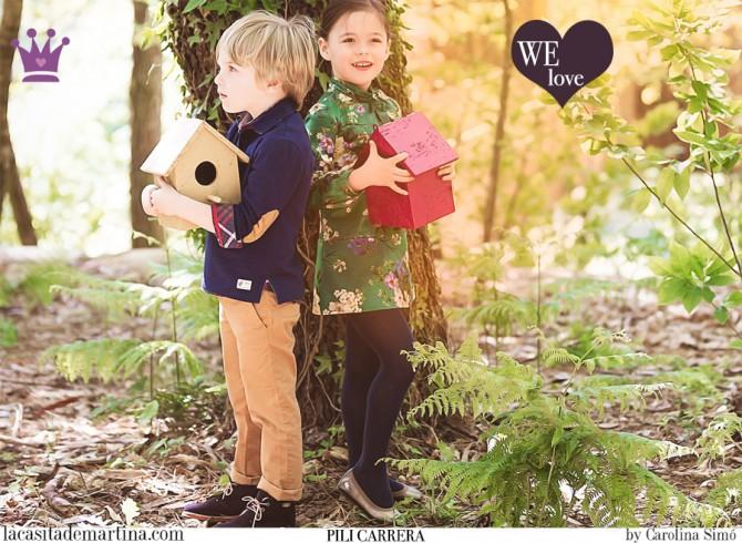 PILI CARRERA moda infantil, Blog Moda Infantil, Moda infantil infantil invierno, La casita de Martina