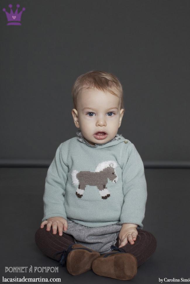 Blog Moda Infantil, Bonnet a Pompon, Tendencias Moda Niños Otoño Invierno 2015, La casita de Martina