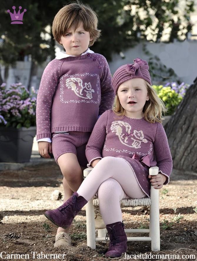 Blog Moda Infantil, Carmen Taberner, Tendencias Moda Niños Otoño Invierno 2015, Mango Kids, La casita de Martina