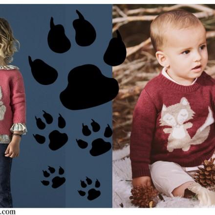 Blog Moda Infantil, NANOS, Tendencias Moda Niños Otoño Invierno 2015, La casita de Martina, 1