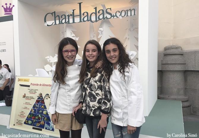 Marina, Ana Luna, MasterChef, The Petite Fashion Week, Charhadas, Blog de Moda Infantil, La casita de Martina, 2