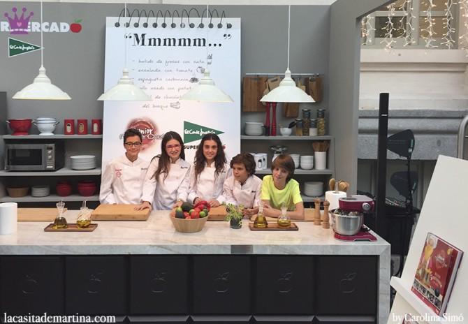 MasterChef Junior, The Petite Fashion Week, Charhadas, Blog de Moda Infantil, La casita de Martina, 2