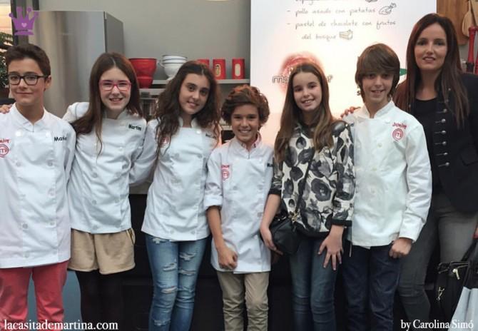 MasterChef Junior, The Petite Fashion Week, Charhadas, Blog de Moda Infantil, La casita de Martina, 3