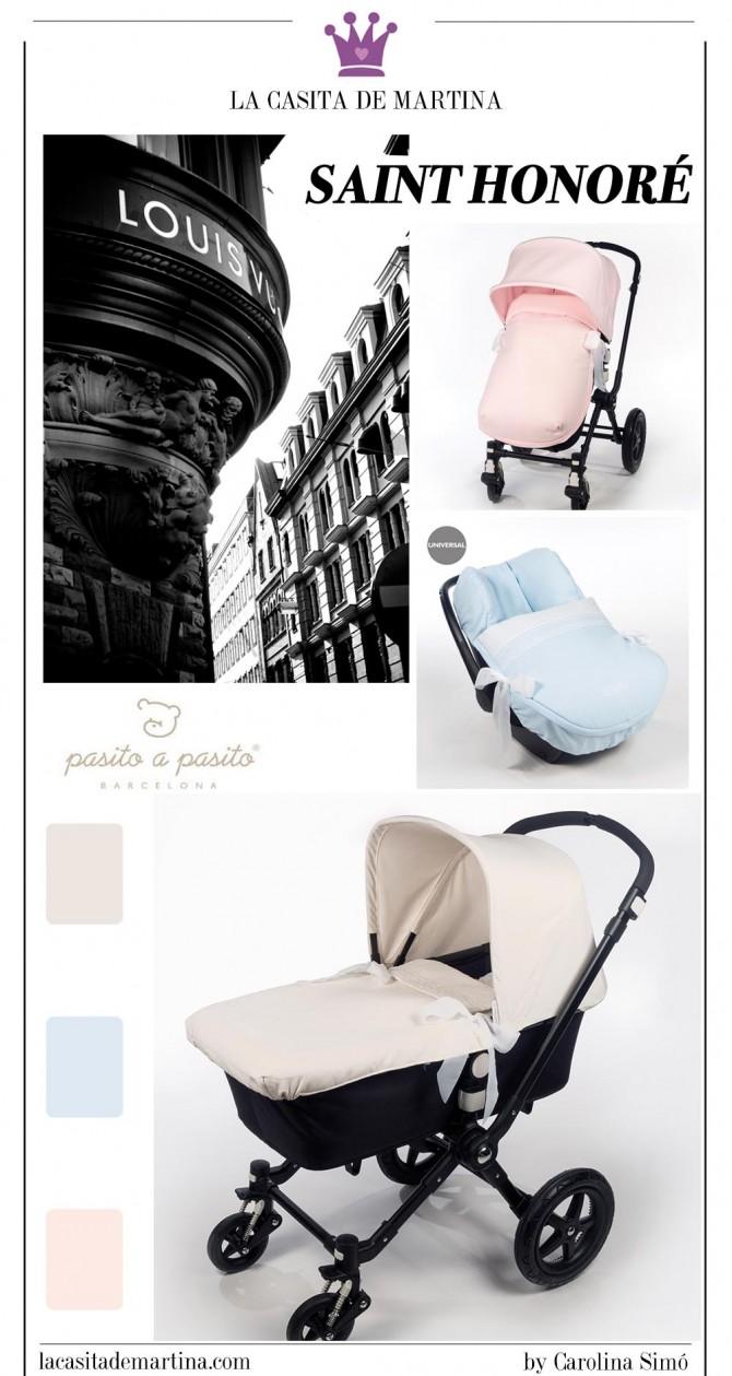 Pasito a Pasito, Bolso maternidad, Sacos silla de Paseo, La casita de Martina, 4