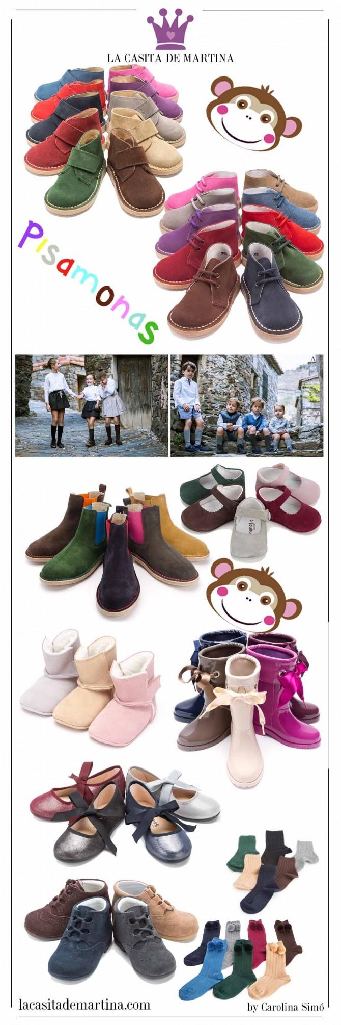 Zapatería Infantil,  Blog de Moda Infantil, Pisamonas, La casita de Martina