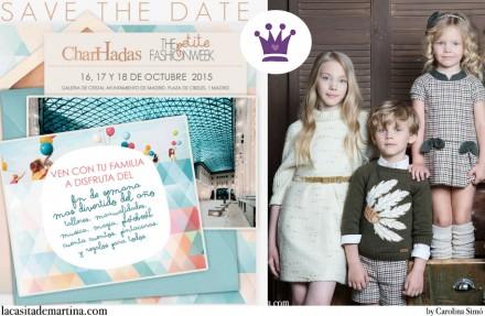 The Petite Fashion Week Charhadas, Blog de Moda Infantil, Sanmar niños, La casita de Martina