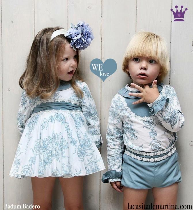 26 Badum Badero moda infantil, Blog Moda Infantil, Moda infantil infantil invierno, La casita de Martina