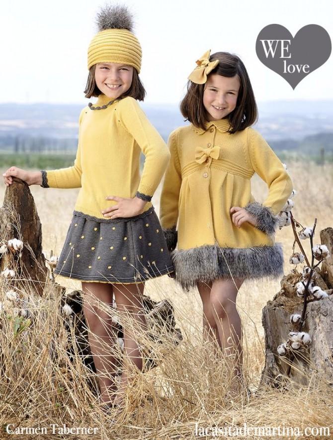 27 Carmen Taberner moda infantil, Blog Moda Infantil, Moda infantil infantil invierno, La casita de Martina