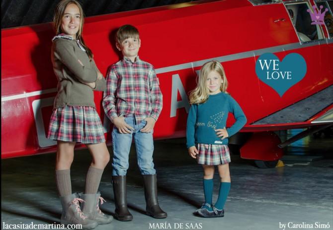 29 MARÍA de SaaS moda infantil, Blog Moda Infantil, Moda infantil infantil invierno, La casita de Martina