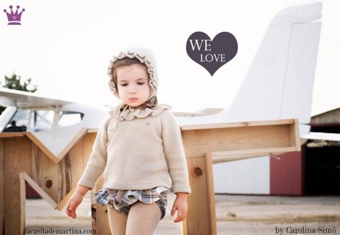 6 SEP Mi Canesú moda infantil, Blog Moda Infantil, Moda infantil infantil invierno, La casita de Martina