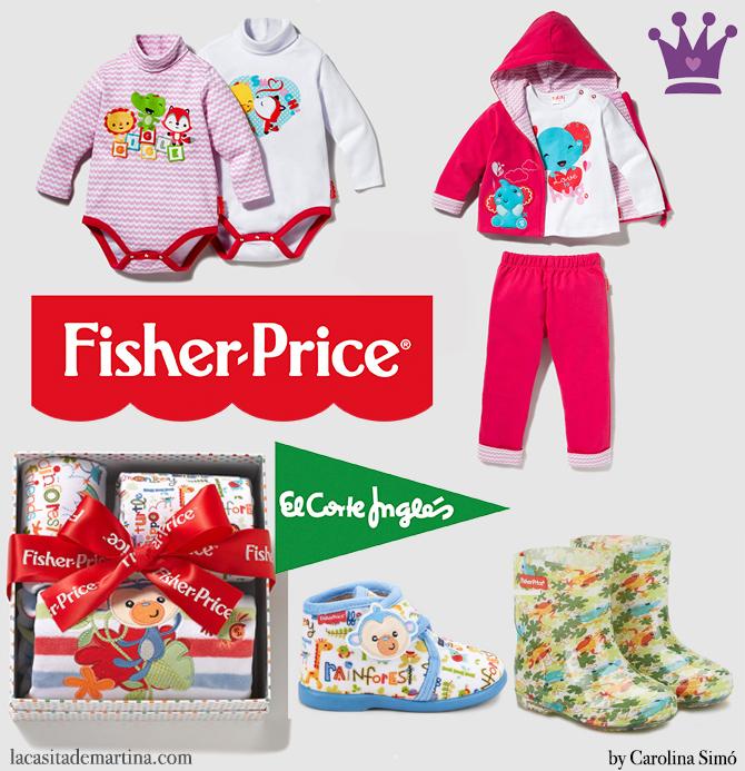 Blog de Moda Infantil, El Corte Inglés moda infantil, Fisher Price Moda Bebé, La casita de Martina, Carolina Simó 10