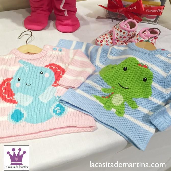 Blog de Moda Infantil, El Corte Inglés moda infantil, Fisher Price Moda Bebé, La casita de Martina, Carolina Simó 5