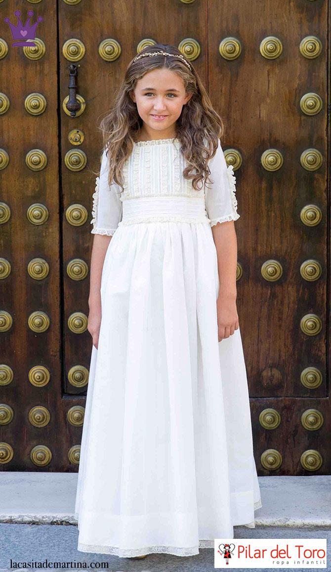 Sorteo Vestido de Comunión, Trajes de Comunión 2016, La casita de Martina, Pilar del Toro, Blog Moda Infantil, 2