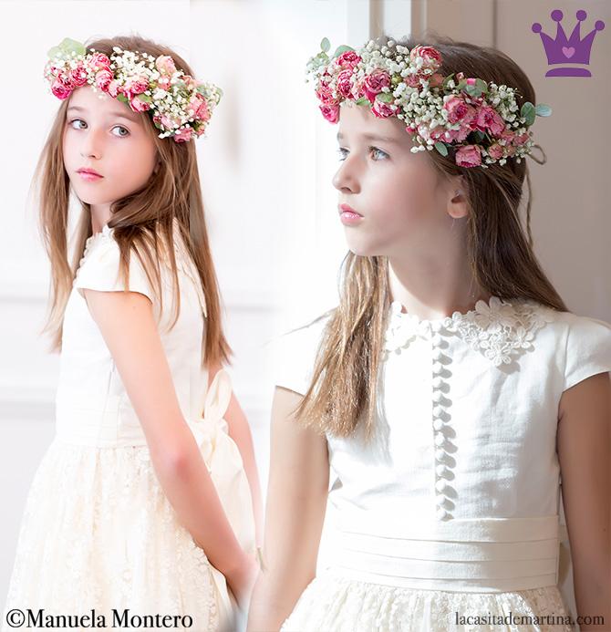 Vestidos de Primera Comunión, Trajes de Primera Comunión, Manuela Montero, Blog Comuniones, La casita de Martina, 2