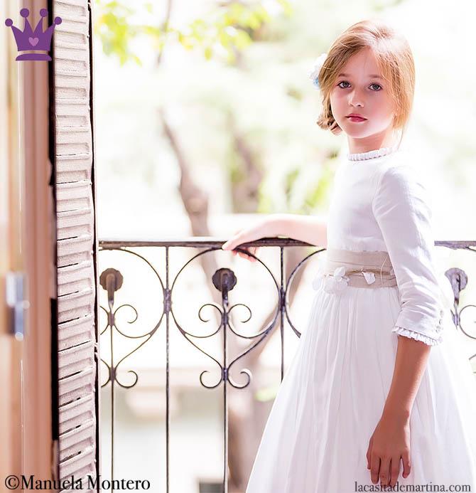 Vestidos de Primera Comunión, Trajes de Primera Comunión, Manuela Montero, Blog Comuniones, La casita de Martina, 3