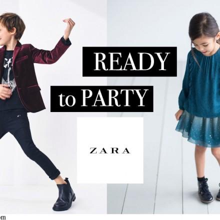 Zara Kids, Blog de Moda Infantil, La casita de Martina, Carolina Simo, Moda Infantil Navidad